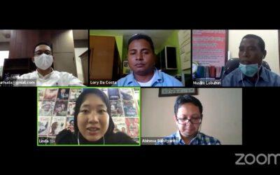 """Diskusi Menyibak """"Awan Gelap"""" Penegakan Hukum Lingkungan Hidup dan Sumber Daya Alam di Tanah Papua"""